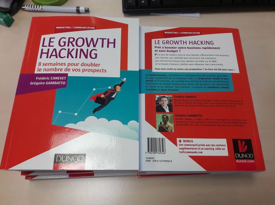 Conseils Growth Hacking
