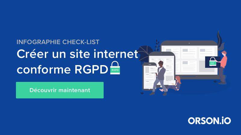 site rgpd