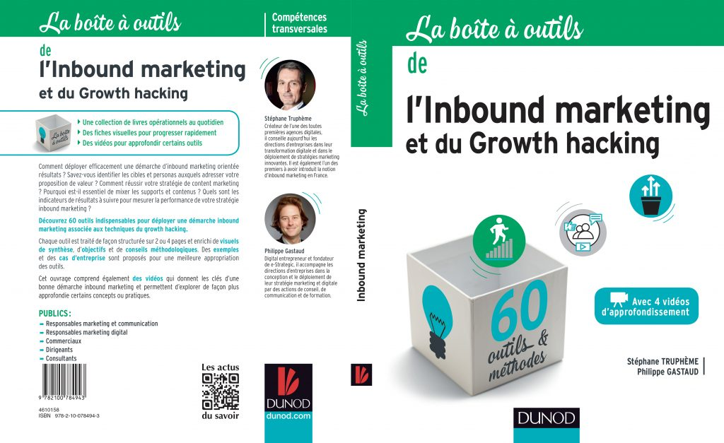 La boite à outils de l'Inbound Marketing