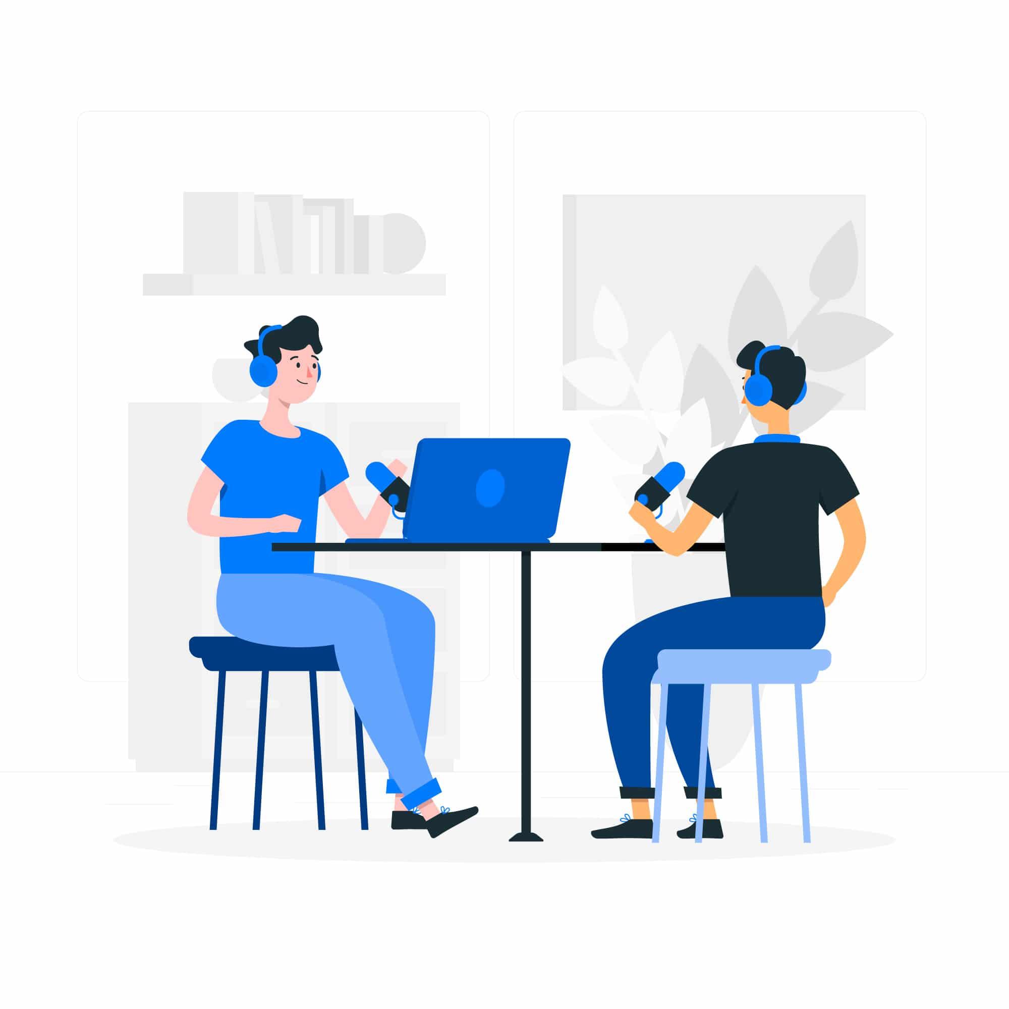 Le podcast favorise la diffusion de votre expertise