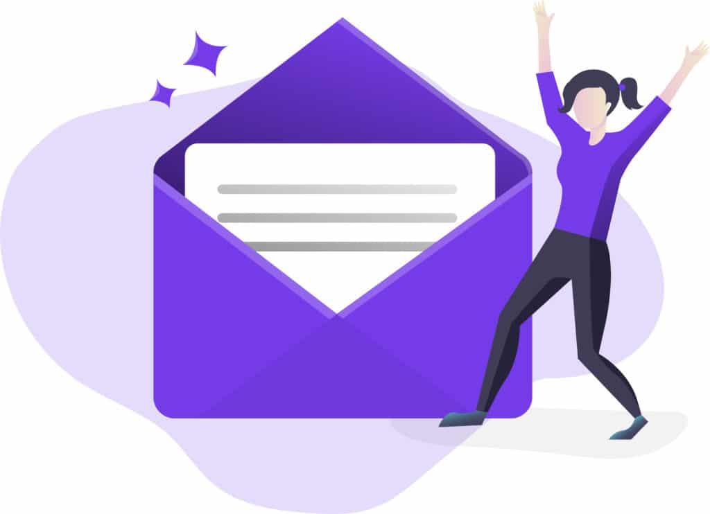 e-mailings percutants